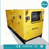 50Hz Stille Diesel Weichai Generator in drie stadia 10kVA - 150kVA