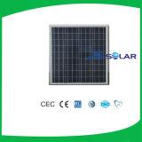 comitato solare policristallino della CCE di 25W TUV