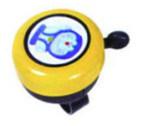 Кольцо колокола Bike велосипеда 2016 животное игрушек
