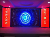 Vidéo polychrome d'intérieur Wall/LED de P10 DEL annonçant l'affichage