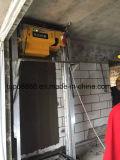 壁乳鉢のパテ販売のための噴霧プラスター機械レンダリングのパテのセメントのスプレー機械