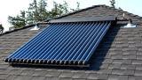 Nuovo sistema solare evacuato del riscaldatore di acqua calda del tubo di vetro 2016