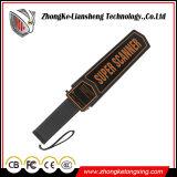 Detetor de metais à mão da grande distância do detetor de metais do preço barato