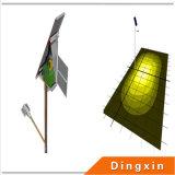 iluminação de rua solar do diodo emissor de luz de 12V/24V 15W-120W