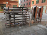 Sistema del filtro del purificador del agua de la desalación Machine/RO del agua/de agua (KYRO-1000)