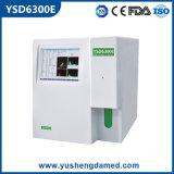 Ysd6300e certifié par ce 5-Part complètement automatique Diff. Analyseur de hématologie