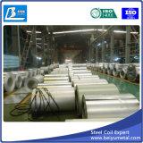 Bobina de aço galvanizada revestida de SGCC zinco principal