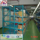 Gute Qualitäts-Soem kaltgewalzte Stahlgravitationsfluss-Gravitationsfluss-Ladeplatten-Zahnstange