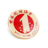Os emblemas feitos sob encomenda da organização, metal diferente Badges (GZHY-KA-027)