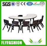 أطفال شعبيّة قابل للتعديل طاولة وكرسي تثبيت ([سف-04ك])