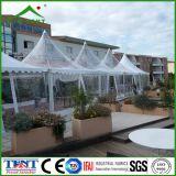 Tente 투명한 전망대 임시 Pagoda 닫집 천막