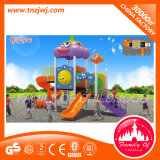 Playground esterno Type e Plastic Playground Material Playground Equipment