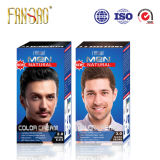Männer Black Hair Color Cream 40ml*2+10ml