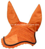 Voiles faits sur commande de masque de capot d'oreille de mouche de cheval de crochet de main