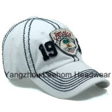 세척된 형식 또는 면 또는 여가 또는 스포츠 또는 야구 모자