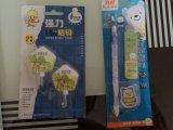 Heiße Verkauf Kurbelgehäuse-Belüftung-Papercard Blasen-Verpackungsmaschine für Rasiermesser/Batterie/Zahnbürste/Spielzeug