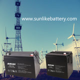 태양 깊은 주기 건전지 6V200ah는 3years 보장을%s 가진 정비를 해방한다