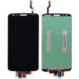 Агрегат цифрователя экрана касания индикации LCD для LG Optimus G2 D800 D801 Ls980
