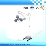 Plafond sur la lumière Shadowless d'exécution chirurgicale du stand DEL (YD02-LED5E)