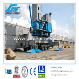GummiTyred Port Crane mit Lattice Boom