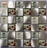 Плитка мозаики специальной мозаики кристаллический стекла конструкции смешанная алюминиевая (FYL112)