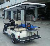 Перевозка стационара тележки батареи 2 мест мощная электрическая
