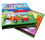 Libros ingleses profesionales de la historieta del libro de niños de la impresión