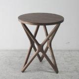 木の家具の空想デザイン古典的な純木の茶表