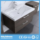 Unità moderna di vendita calda della mobilia della stanza da bagno del MDF di stile europeo (BF124N)
