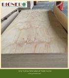 Hoog Midden Commercieel Triplex Van geringe kwaliteit voor de Verpakking van de decoratie van het Meubilair