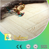 コマーシャル8.3mmのAC3によって浮彫りにされるカシのV溝がある積層の床