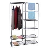 Niet-geweven Streep met de Garderobe van het Venster/Eenvoudige Niet-geweven wardrobejp-125fabw