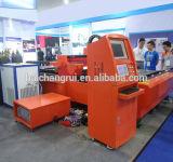 máquina de estaca do laser da fibra do CNC 500W para o metal de folha