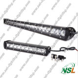 Mini Single Light Bar 12V, 24V diodo emissor de luz Lighting Bar fora de Road Driving Light