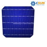 Cellule solari al silicio monocristalline di Csun-S156-5bb (m2)
