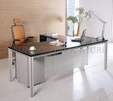 Luxuxmöbel-Lieferanten-Manager-Schreibtisch-hölzernes Büro-leeres Anfangsetikett (SZ-ODT625)