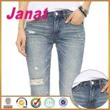 De hoogwaardige Knopen van het Bergkristal van het Nikkel van de Manier voor Jeans