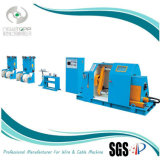Double di tipo europeo Twisting Machine per Wire Cable Production