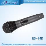Dynamisches Musik-Mikrofon-Qualitäts-Mikrofon des Draht-KTV
