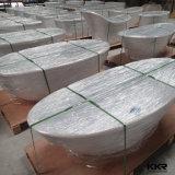De Prijs van de fabriek Ton van het Bad Corian van de Oppervlakte van 52 Duim de Stevige Freestanding