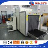 De machine van de Röntgenstraal van de Scanner AT8065 van de Bagage van de röntgenstraal voor bagage die de detector van de Röntgenstraal controleren