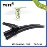FAVORABLE Yute NBR 1/4 pulgada W.P. manguera del caucho del aceite de 300 PSI