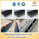 Conveyor di nylon Rubber Belt per Conveying Wood Bark (NN150)
