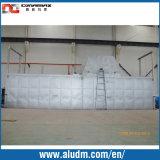 14 het Verouderen van de Uitdrijving van het Aluminium van manden Lange Oven in Gas Buner