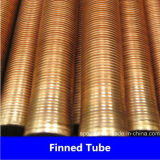Low estruso Copper Fin Tube con Designed