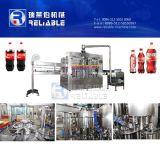 Máquina de rellenar de la bebida suave carbónica fácil de la operación