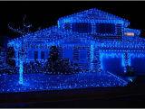 Luz clara da decoração da corda do Natal do diodo emissor de luz