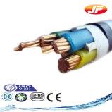 Câble d'alimentation blindé du pouvoir Cable/PVC de XLPE
