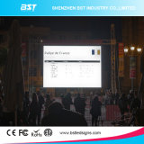 Alta pantalla a todo color al aire libre del alquiler LED de la definición P3.91mm