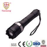 AluminiumElektroschock-Verteidigung-Taschenlampe